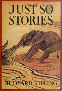 Kipling Just So stories book cover