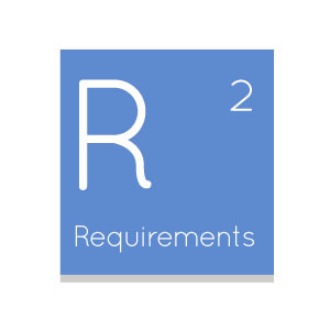 Requirements IT element tile