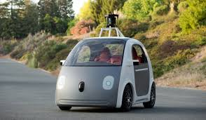 Driverless cars – the rise of the machines