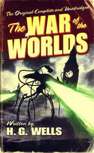 The War of the Worlds book cover