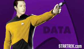 Data from Star Trek