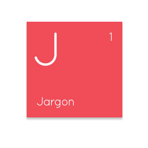 Jargon IT element icon