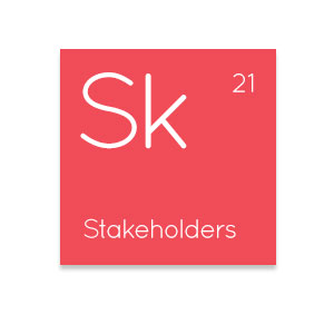 Easy IT elements – Stakeholders explained