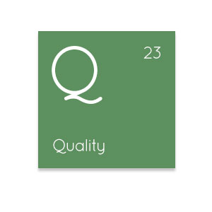 Easy IT elements – Quality explained