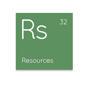 Resources IT element icon