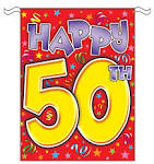 50the birthday card