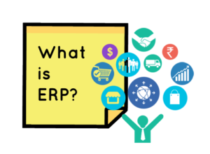 What is ERP post-if note and illustration