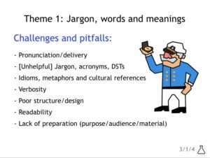 Languages challenges and pitfalls