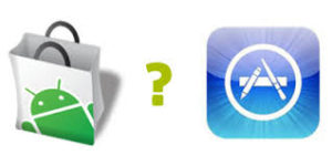 iTunes versus Android apps
