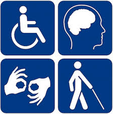 Symbols for disability and accessibility